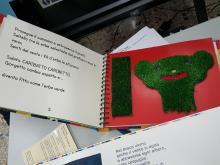 Libri tattili prodotti dalla Federazione