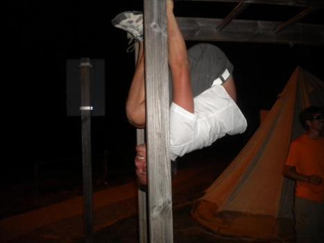 una serata divertente al parco degli angeli estate 2012