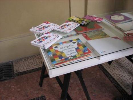 """Libri tattili progetto """"A spasso con le dita"""" 22 ottobre 2014"""