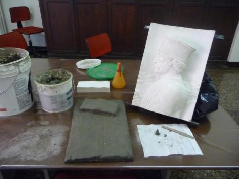 laboratorio didattico al Museo Anteros