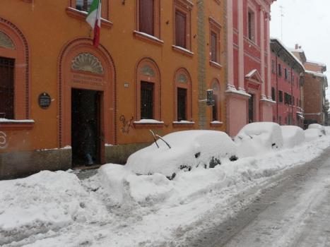 La neve del 2012