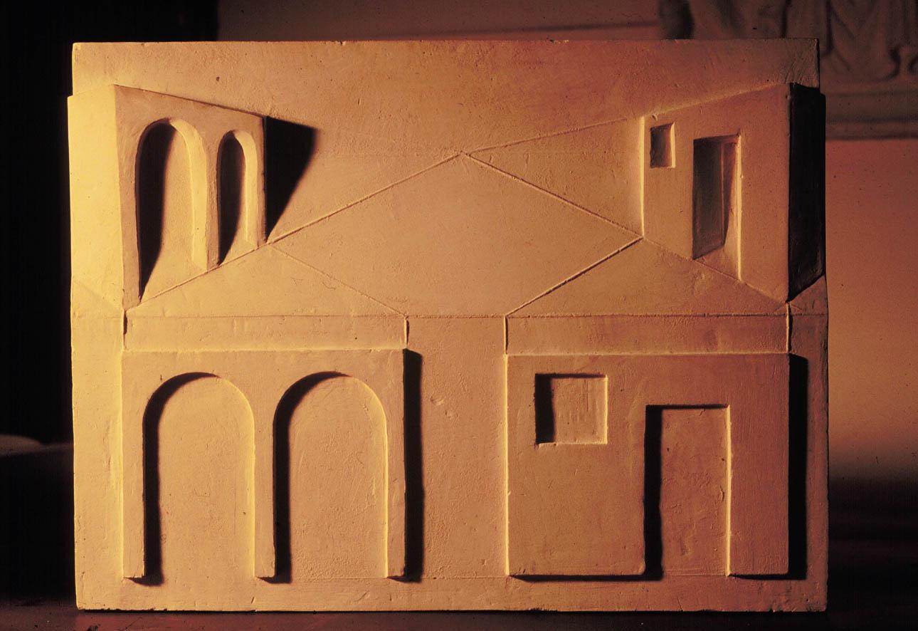 Tavole propedeutiche sulla prospettiva - Finestra a due archi ...
