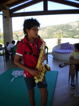 concerto al parco degli angeli, estate 2012