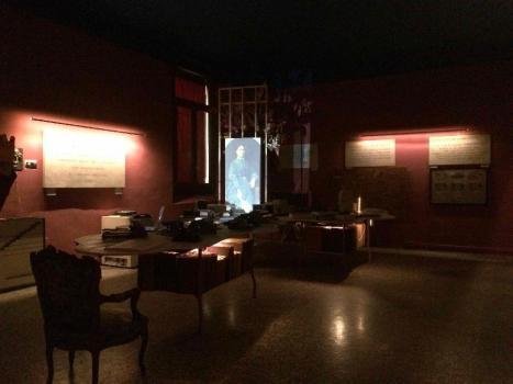 Museo tolomeo - interno