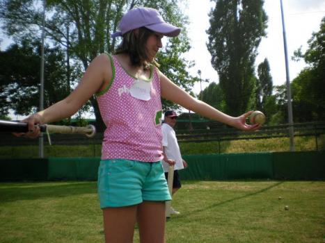 baseball al parco degli angeli, estate 2012