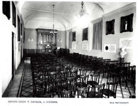 Aula Magna Bentivoglio, anni '50