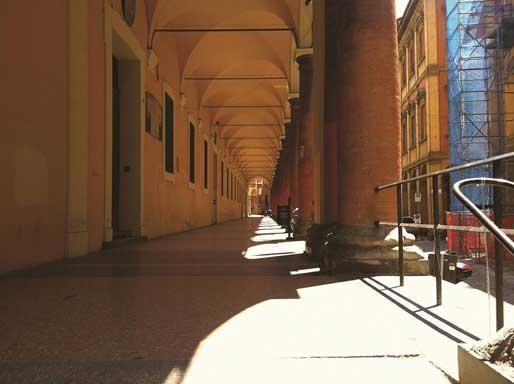 Il liceo Galvani a Bologna